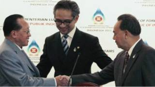 Menlu Kamboja dan Thailand bertemu Februari lalu di Jakarta
