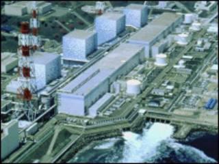 Tashar makamashi ta Fukushima