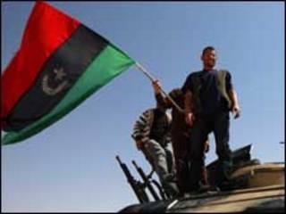 Wapiganaji wa Libya