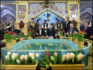 جشن جهانی نوروز (عکس از خبرگزاری مهر)