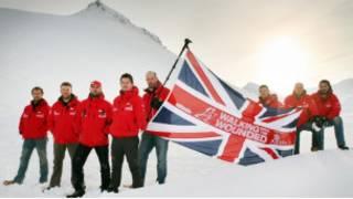 Экспедиция на Шпицбергене