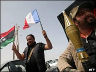 लीबिया में विद्रोही