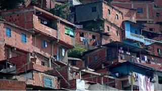 Barrio José Félix Ribas en Caracas