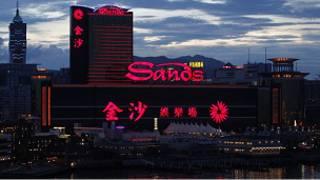 Macau, mji ambao biashara yake kubwa ni uchezaji wa kamari