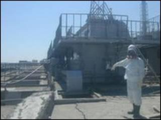 फ़ुकुशिमा रिएक्टर