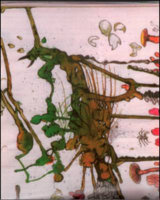 Pintura de Sid Vicious (foto cedida por The Fame Bureau)