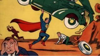 Komik Action Comics No1