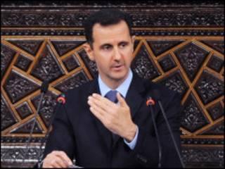Shugaban Syria, Assad
