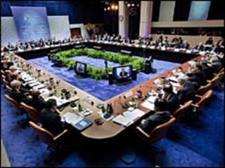 जी-20 देशों की बैठक