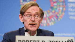 Глава Всемирного банка Роберт Зеллик