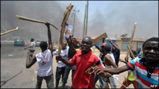 Rikicin siyasa a Nijeriya