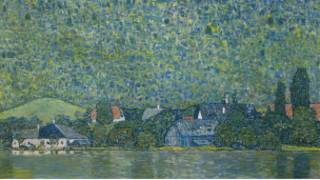 Litzberg on the Attersee