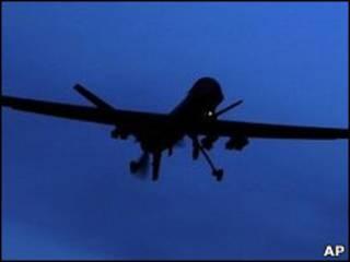 Avião não-tripulado Predator (AFP)