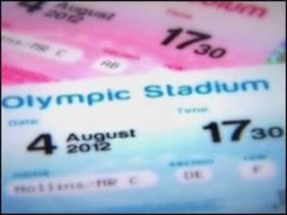 倫敦奧運門票