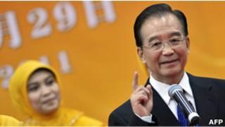 PM Cina Wen Jiabao