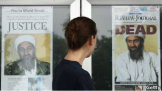 Американские газеты о гибели бин Ладена