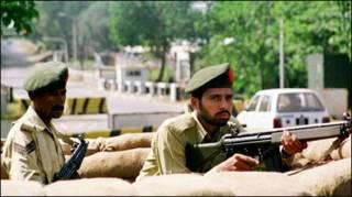 इस्लामाबाद में अमरीकी दूतावास (फ़ाइल फोटो)