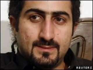 Omar Bin Laden, em foto de 2008 (Reuters)