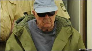 Іван Дем'янюк у залі суду 12 травня