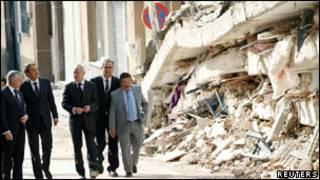 स्पेन में भूकंप