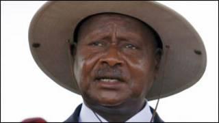 Perezida Museveni