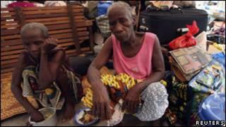Pengungsi Pantai Gading