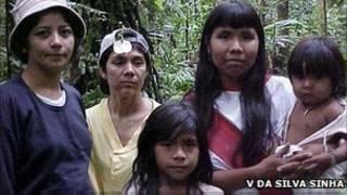 племя амондава