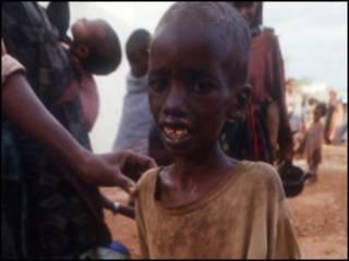 Njaa Somalia