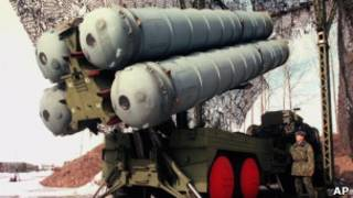 Российская система ПРО С-300