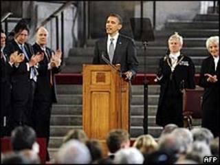 Barack Obama/ AFP