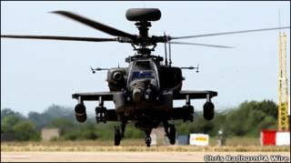 апач вертоліт