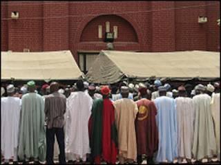Jana'izar kanin Shehun Borno