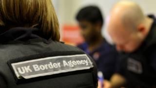 英國邊境署