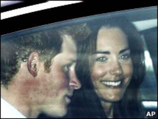 哈里和凯特