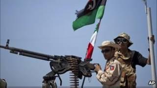 نیروهای لیبی
