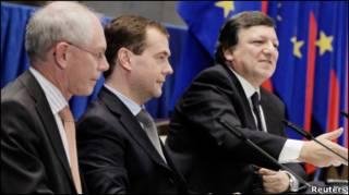 Питання овочів - головне на саміті Росія-ЄС
