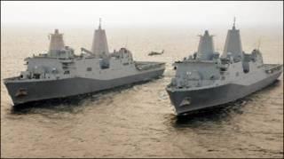 Tàu hải quân Mỹ