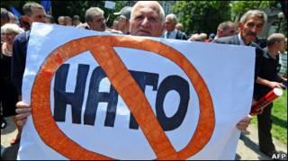 Більшість сербів проти вступу у НАТО