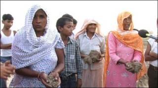 ज़िक्रपुर की महिलाएं