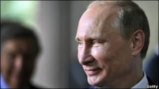 Владім Путін їде до Криму