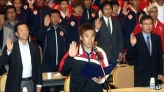 Các cầu thủ và quan chức đã tuyên thệ sẽ chấm dứt bán độ và ấn định tỉ số