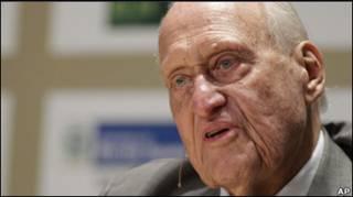 Жоао Авеланнж - найстаріший член МОК