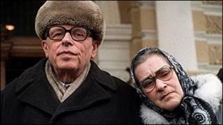 Андрій Сахаров та Олена Боннер