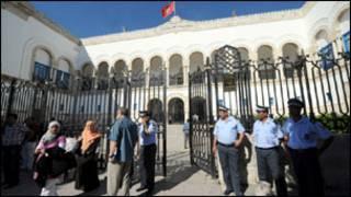 دادگاه تونس