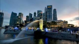 Kota di Asia