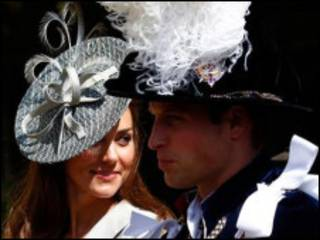 威廉王子和凯特