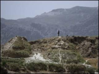 پاک - افغان - سرحد