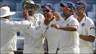 भारत की जीत