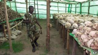 مجازر رواندا
