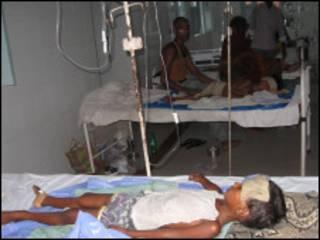 मुज़फ़्फ़रपुर अस्पताल(फाईल फ़ोटो)